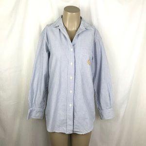 VTG 2000's Ralph Lauren Striped Button Down Shirt